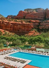Sedona's Enchantment Resort Amid the Red-rock Beauty of Boynton Canyon