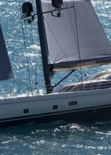 Escapade – Fitzroy's 37.5m Sailing Superyacht