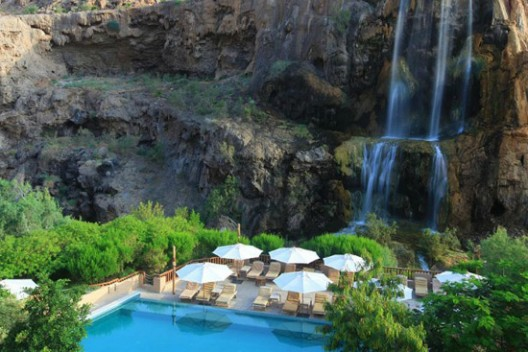 Luxurious Oasis Next to the Dead Sea - Evaston Ma'In Hont Springs