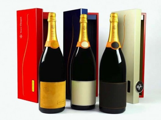 Veuve Clicquot teams up with Ferrari for limited edition champagne