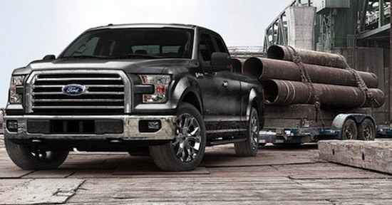 """buy one of their pick-up truck """"F"""" series you will receive a voucher in the amount of $350,"""