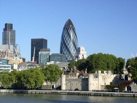 For $1.1 Billion You Can Buy London's Iconic Gherkin Tower