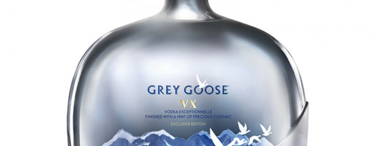 Grey Goose VX – Vodka with Cognac
