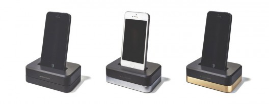 Grovemade's New Limited Edition Black Dock