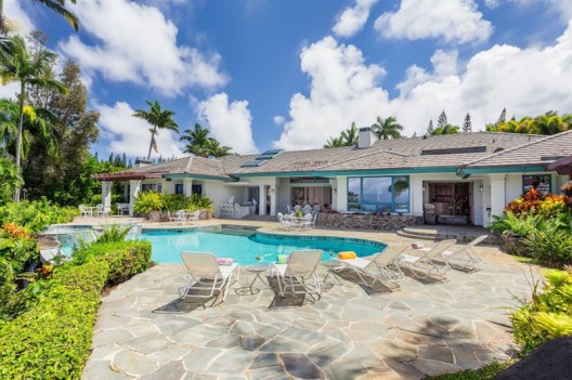 Hawaiian Plantation Estate on Sale for $8,9 Million
