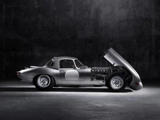Iconic, All New, Jaguar E-Type