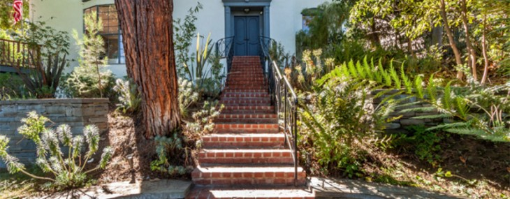 Jimmy Kimmel's Old Hollywood Hills House on Sale