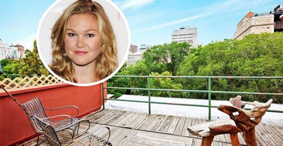 Julia Stiles' Sold New York City Duplex For $2.7 million