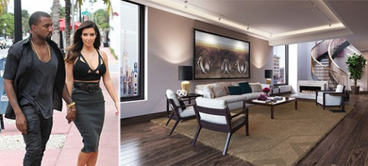 Kim Kardashian Checked Out a $50 Million Greenwich Village Penthouse