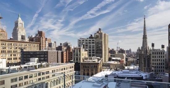 Kim Kardashian Checked Out a $50 Million Greenwich Village Penthouse
