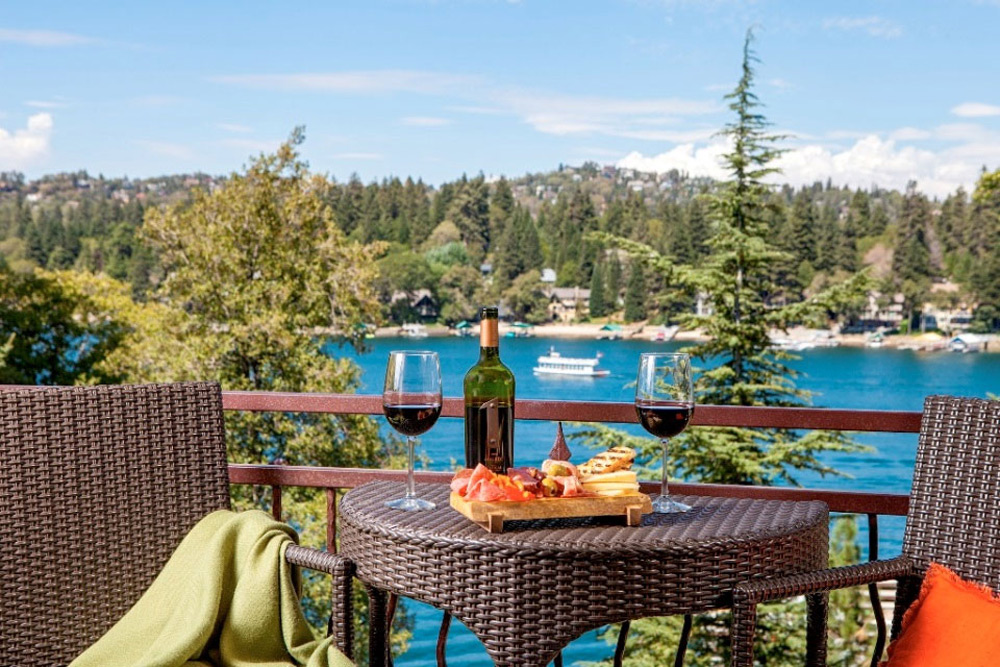 Lake Arrowhead Resort & Spa is a Mountain Retreat Where You Can Get Lost in the Pines