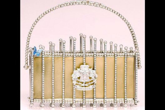 Le Palais Handbag by House of Borgezie Will Cost You £105,000