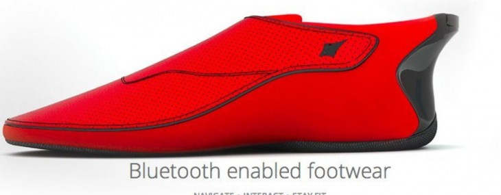 Lechal - Smart Bluetooth-enabled Shoes