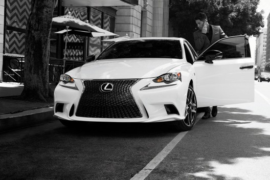 Lexus Teamed Up with TUMI for Special Luggage Collection