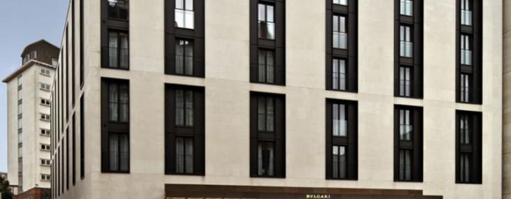Suite of the week: The Bulgari Suite at the Bulgari Hotel & Residences London