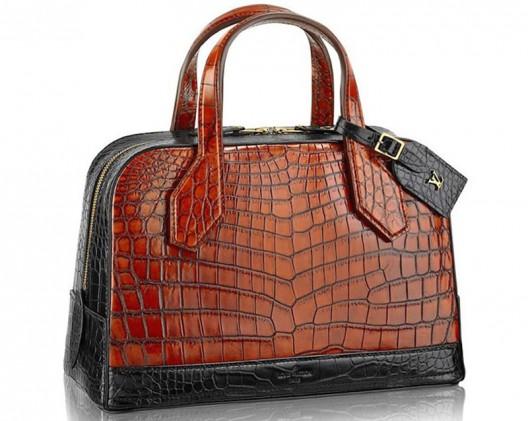 Would You Pay $54,500 for Louis Vuitton's Dora PM Crocodile Bag