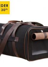 LoveThyBeast's Canvas Duffle Carrier