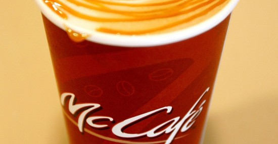 McCafe Coffee Coming Soon in Supermarkets
