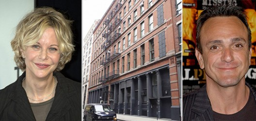 Meg Ryan is New Owner of Hank Azaria's SoHo Apartment