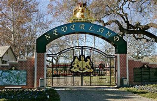 Michael Jackson's Neverland Ranch Will Soon Hit the Market