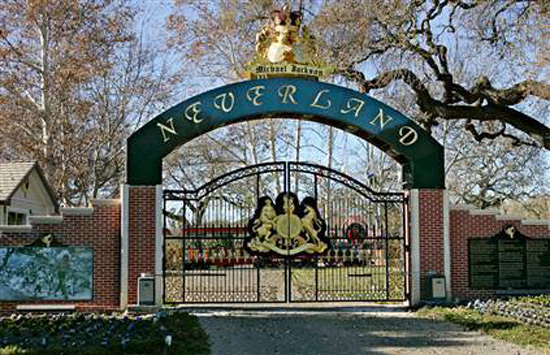 Michael Jackson's Neverland Ranch Will Soon Hit the Market