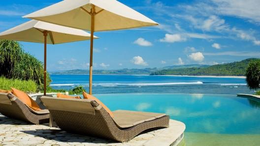 Nihiwatu, an Idyllic Resort Set along a Pristine Indonesian Beach
