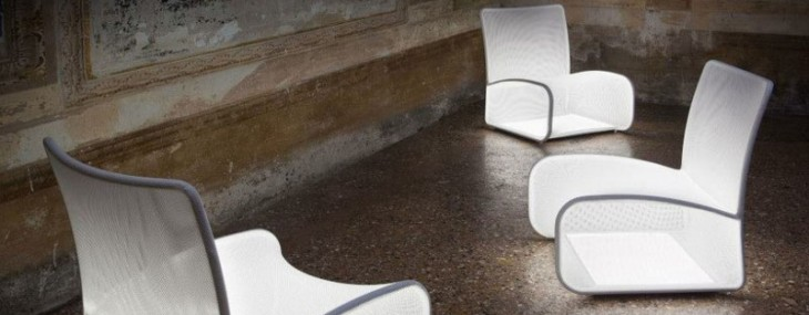 Nuvola Di Luce – Illuminating chair