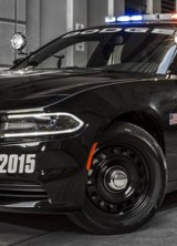 Police 2015 Dodge Charger Pursuit