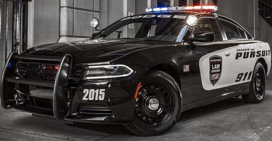 Dodge has presented the police version of this sedan