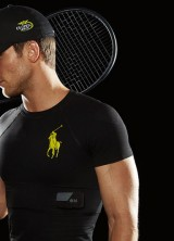 U.S. Open Ralph Lauren Tech Polo Smart Shirt