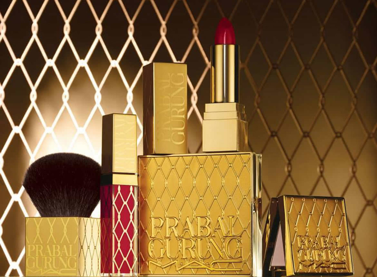 Prabal Gurung's New Line of Makeup with MAC
