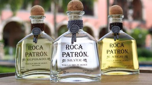 Roca Patron - First Line of 100% Tahona-milled Tequila