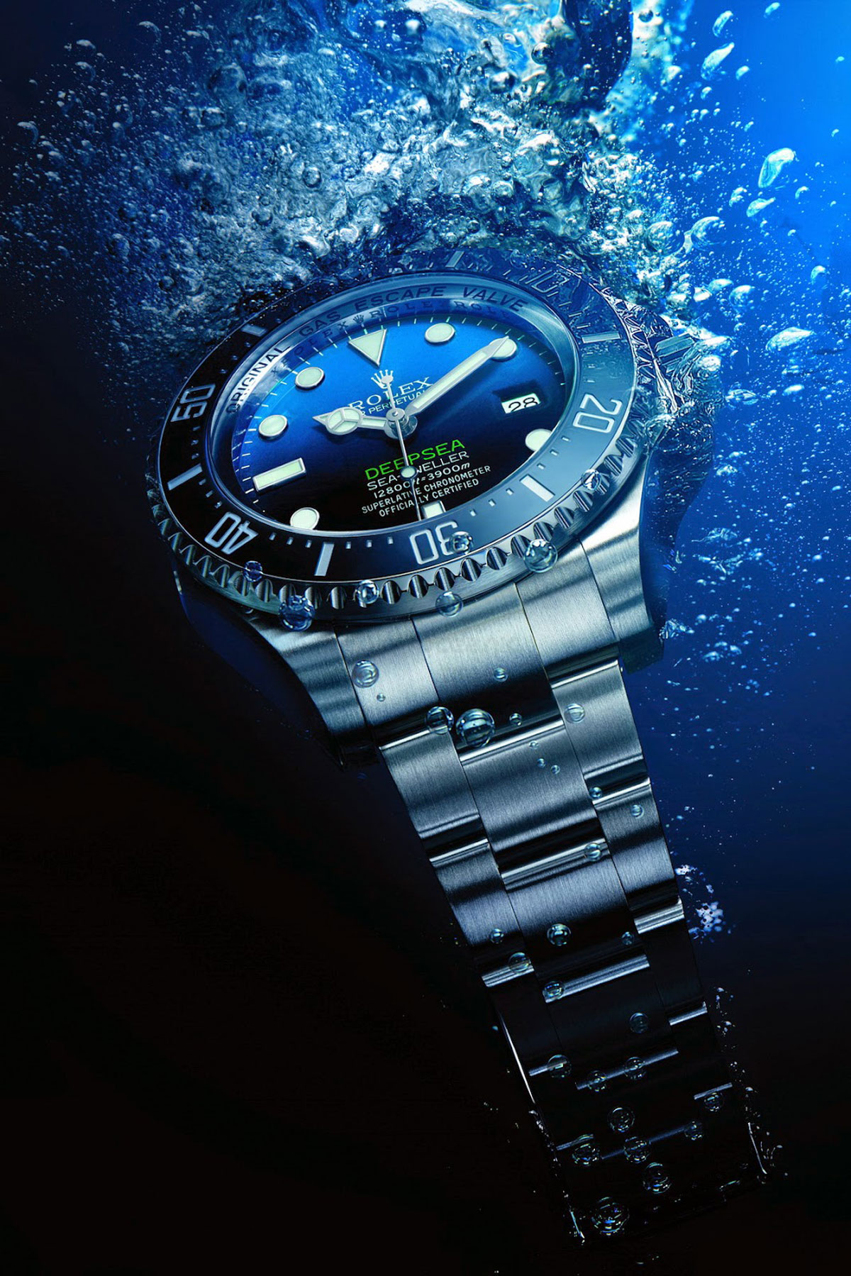 Special Rolex Deepsea For James Cameron Extravaganzi