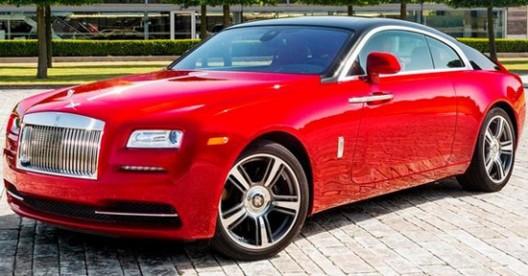 Rolls-Royce Wraith Bicolor Special Edition