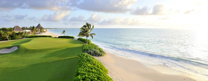 Rosewood Mayakoba's $100,000 Ultimate Golf Package