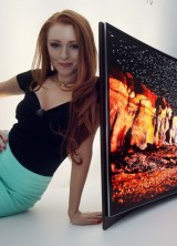World's First Flexible TV – Of Course by Samsung