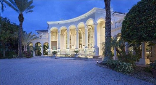 Seven Isles Point Estate - Luxury Home in Fort Lauderdale on Sale