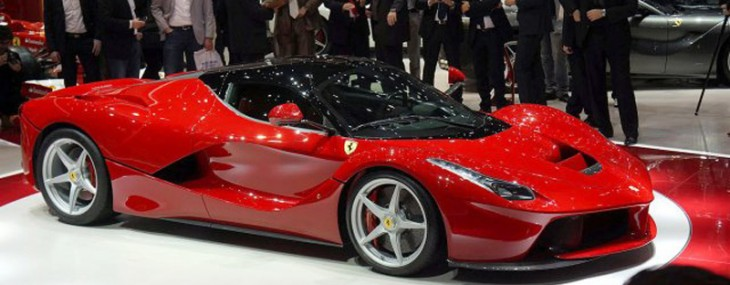 Impatience Of LaFerrari Customers Costs $1.7Million