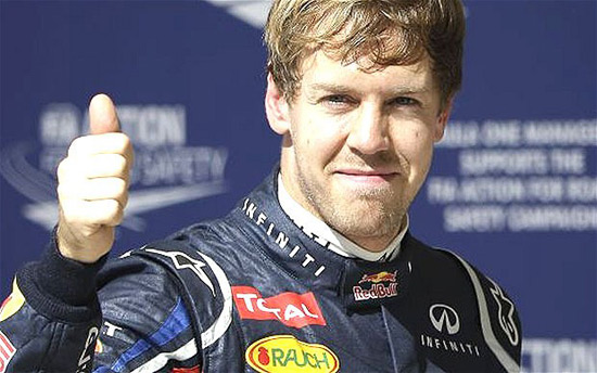 Vettel Gave His Fother $200,000 Ferrari And Pissed Off Red Bull Chiefs