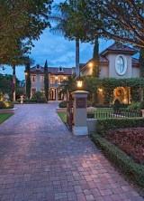 Villa Felice on Naples Bay on Sale for $11,450,000