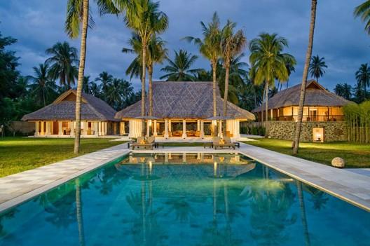 Villa Sepoi Sepoi - Luxury Villa on Tropical Island of Lombok