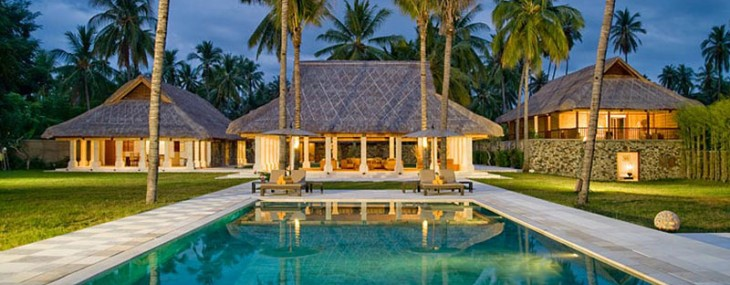 Villa Sepoi Sepoi - Luxury Villa on Tropical Island of Lombok