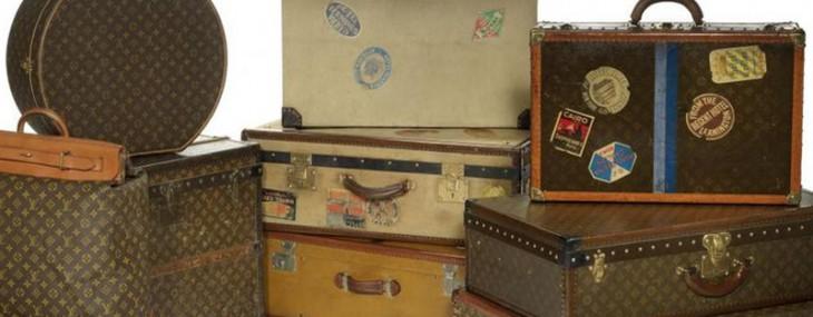 Vintage Luxury Luggage at Bonhams Goodwood Revival Sale