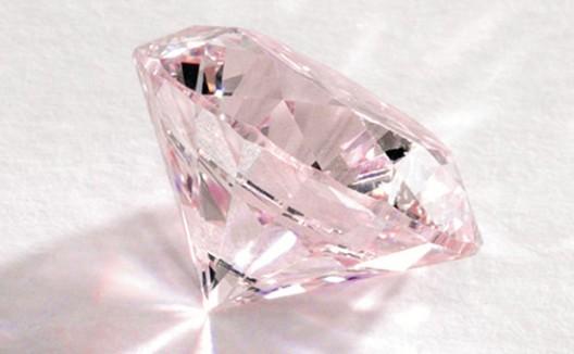 Rare 8.41-Carat Flawless Fancy Vivid Purple Pink Diamond at Sotheby's Hong Kong
