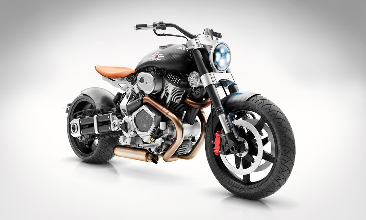 New Handmade X132 Hellcat Speedster Will Cost You $65,000