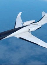 IXION Windowless Jet Offers Impressive Panoramic View