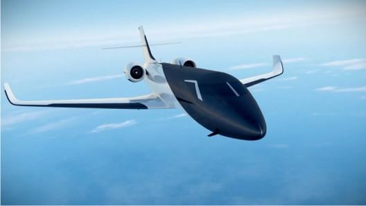 IXION Windowless Jet Offers Impressive Panoramic View