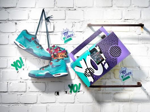Berlin Boombox family - Yo! MTV Raps Boombox