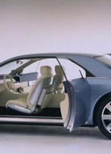 2002 Lincoln Continental Concept At RM Auctions