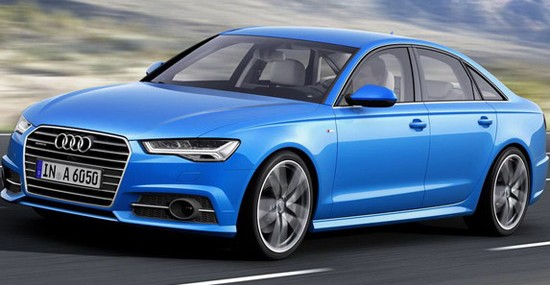 New 2015 Audi A6, S6, RS6 Avant And A6 Allroad Quattro